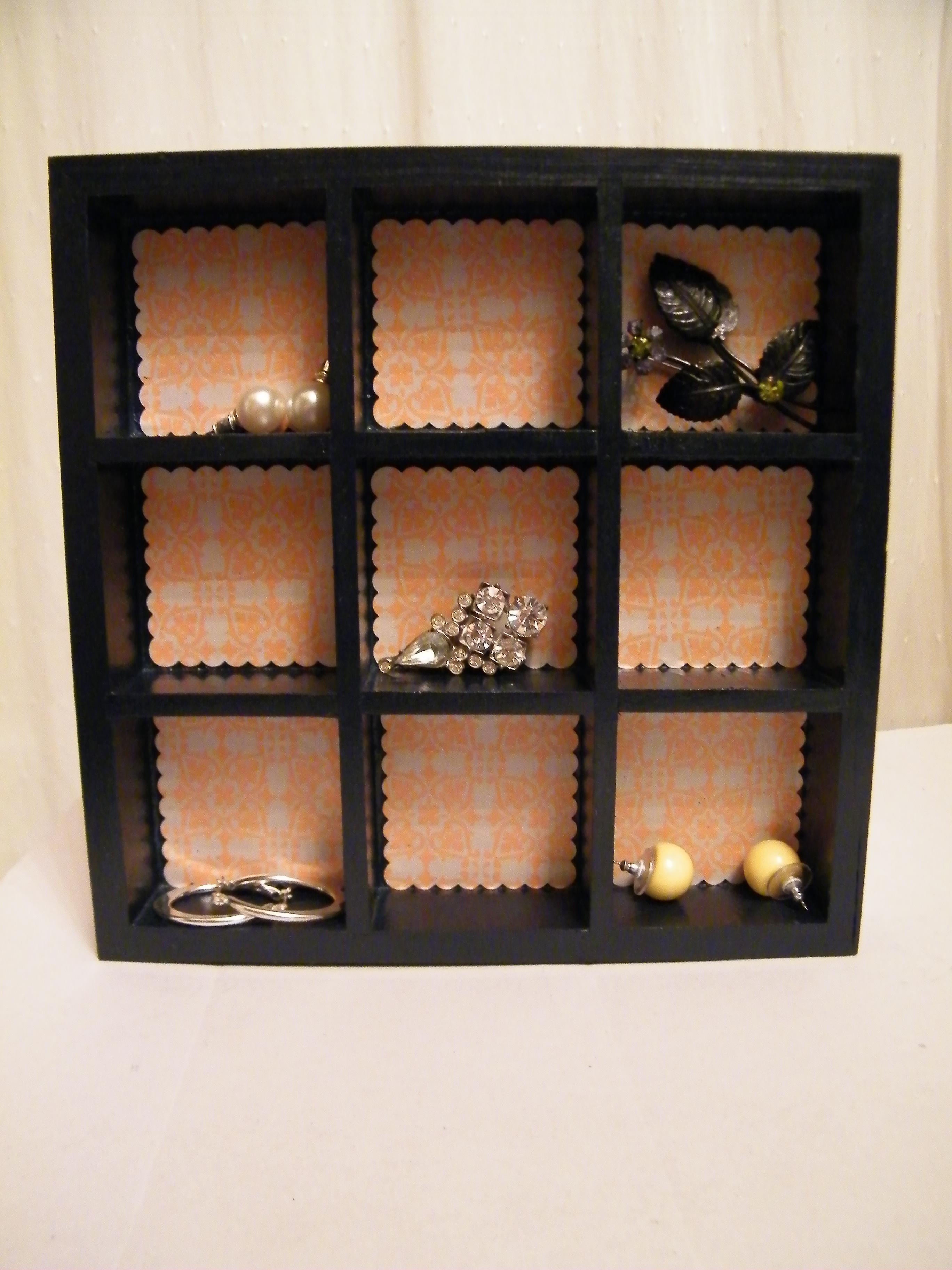 Crochet Jewelry Organizer Jewelry Ideas